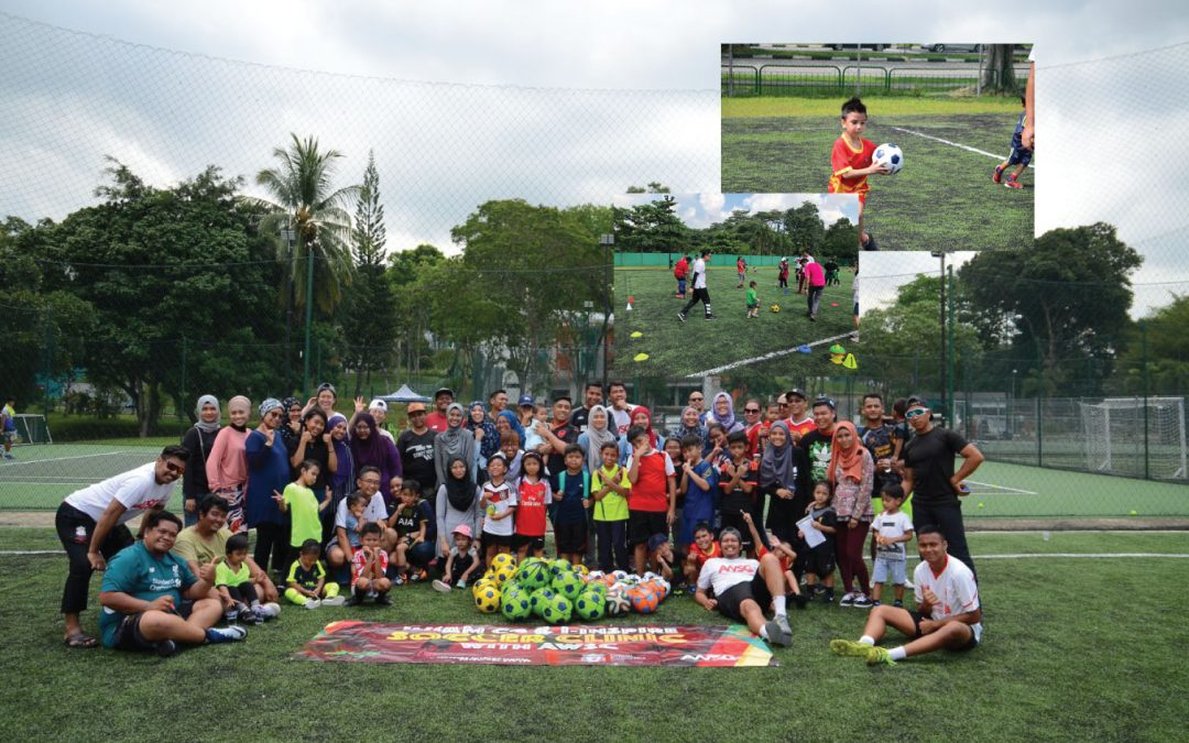 Singapore-Child-Care-Center-Free-Soccer-Clinics-Ilham-Child-Care