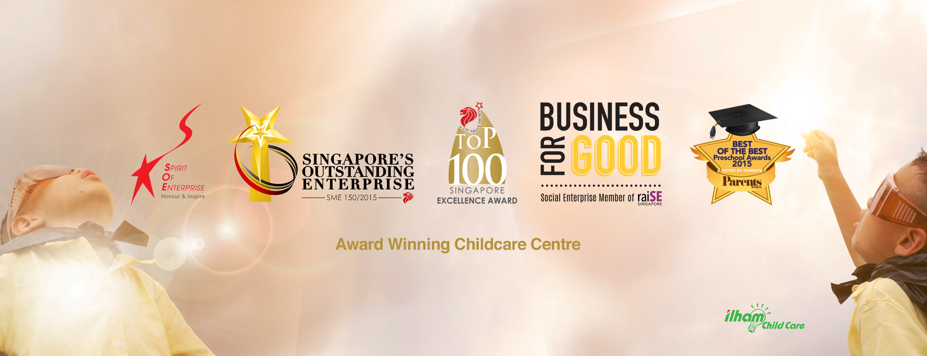 Singapore child care center - Award winning child care